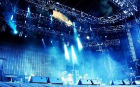 Noleggio palchi per concerto Milano