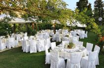Noleggio tavoli e sedie per matrimonio